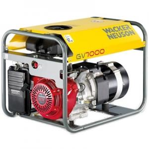 Agregat prądotwórczy WACKER GV 7000A
