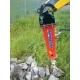 Młot hydrauliczny do minikoparki JCB