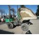 Woidło budowlane obrotowe Terex Benford 3 tony 2007