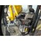 Koparka gąsienicowa JCB JS 130, 2006, 15 ton, przebieg 6000 mth
