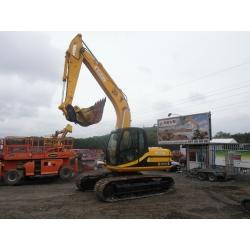 Koparka gąsienicowa JCB JS 160 LC, 18 ton, 2006