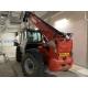 Ładowarka teleskopowa  - wynajem 18 m / 4 tony